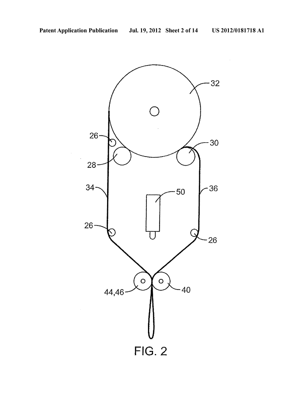 Method for Making Foam-In-Place Cushions With Selective Distribution of     Foam - diagram, schematic, and image 03