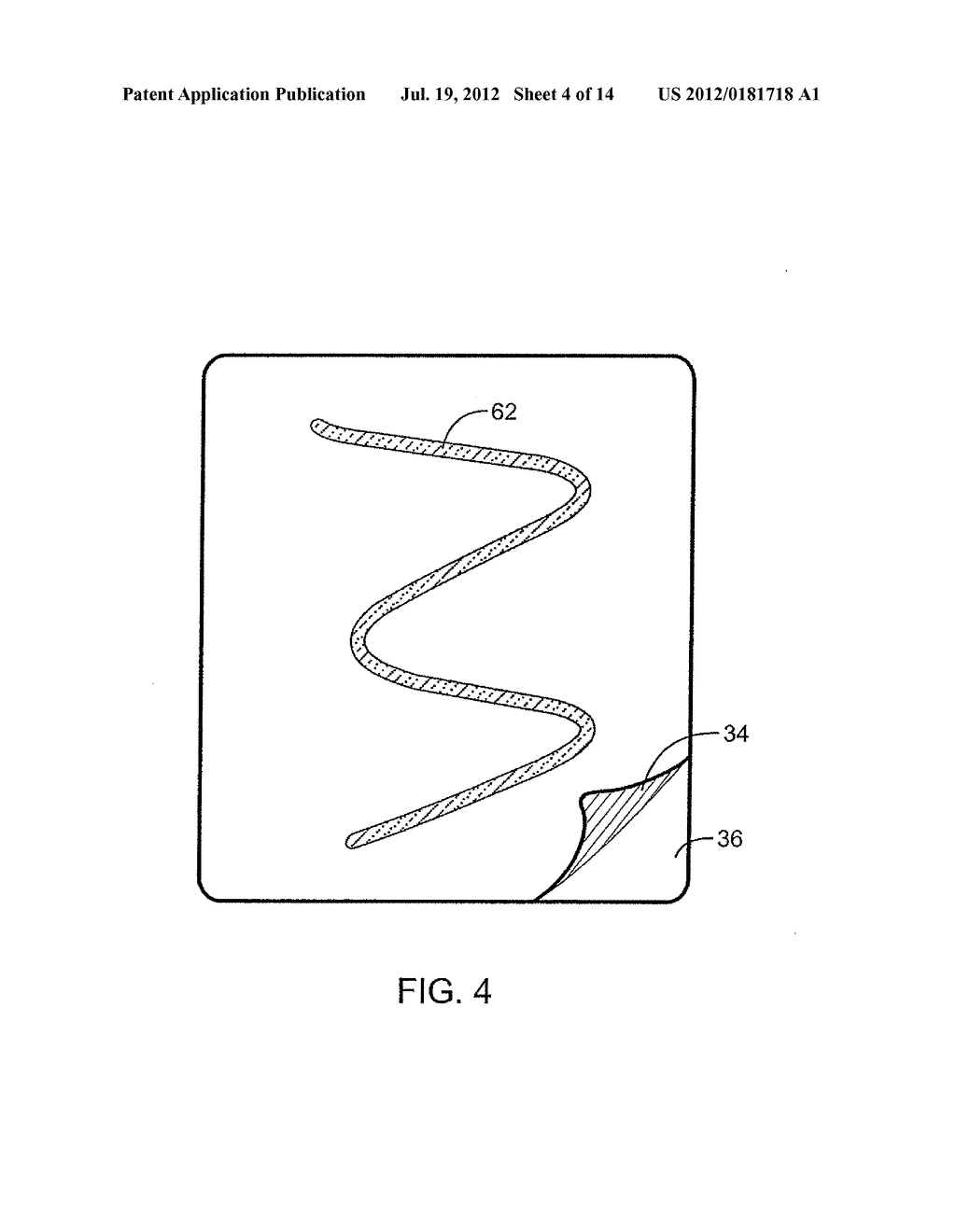 Method for Making Foam-In-Place Cushions With Selective Distribution of     Foam - diagram, schematic, and image 05