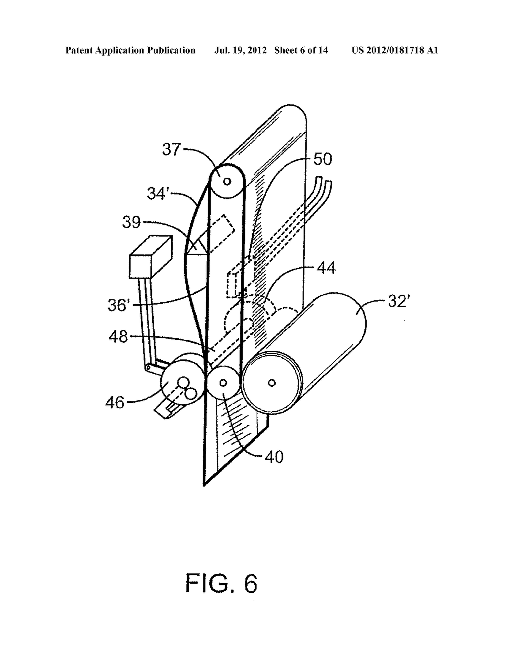 Method for Making Foam-In-Place Cushions With Selective Distribution of     Foam - diagram, schematic, and image 07