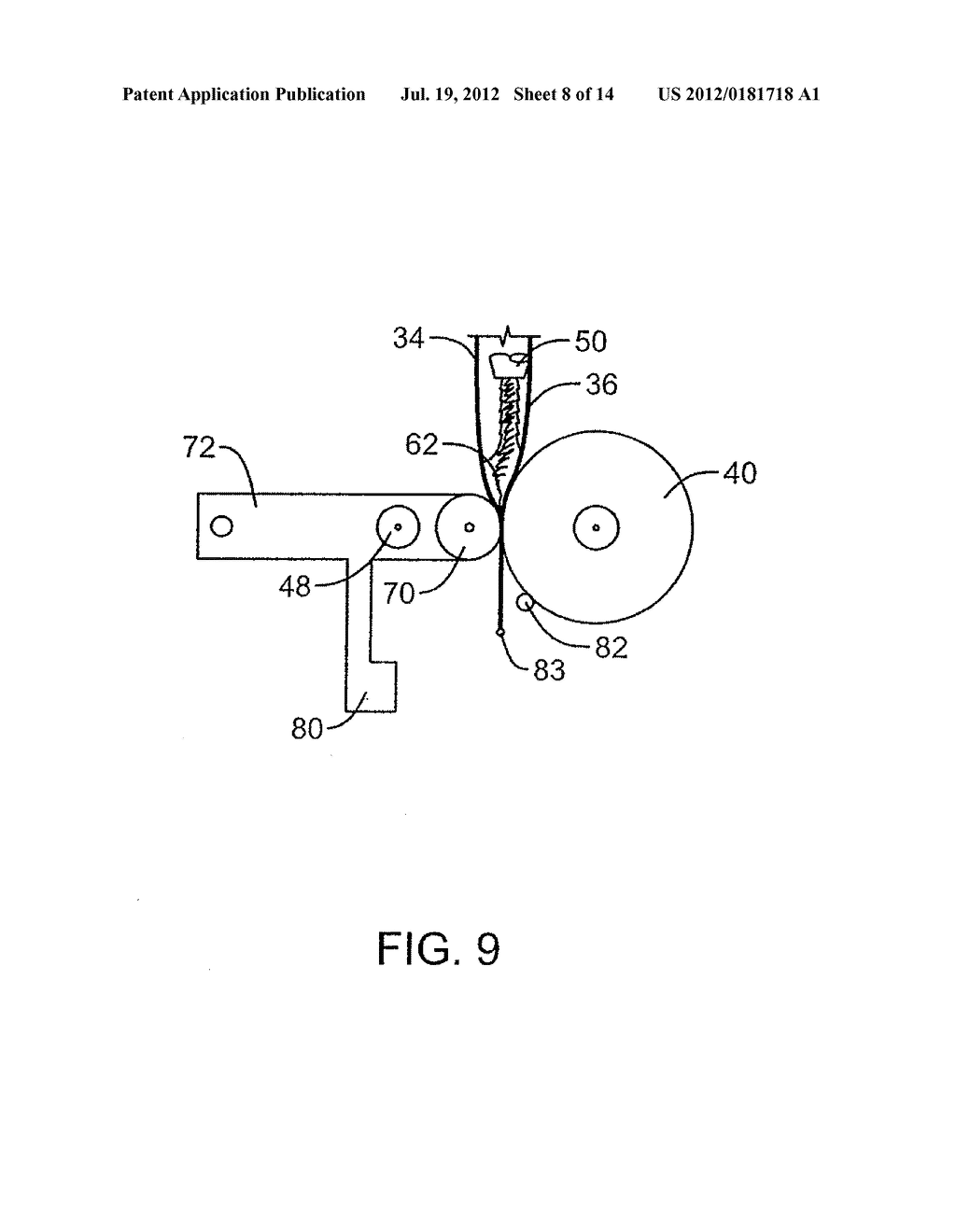 Method for Making Foam-In-Place Cushions With Selective Distribution of     Foam - diagram, schematic, and image 09