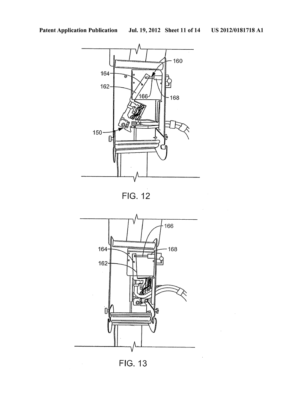 Method for Making Foam-In-Place Cushions With Selective Distribution of     Foam - diagram, schematic, and image 12
