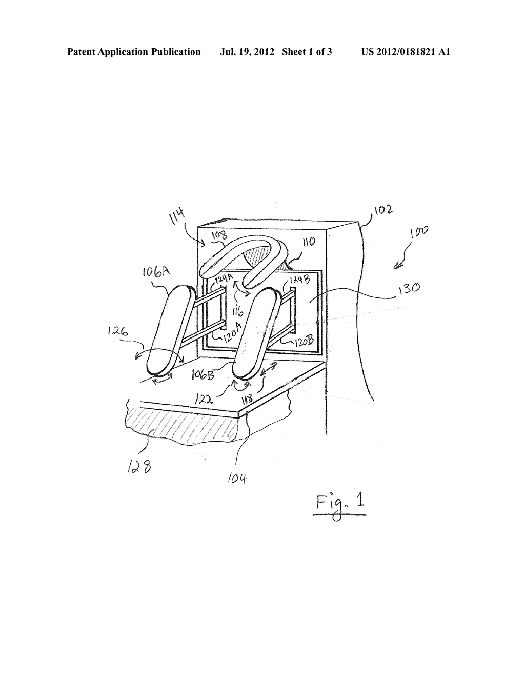 MULTI-ADJUSTABLE BODY-REST APPARATUS - diagram, schematic, and image 02