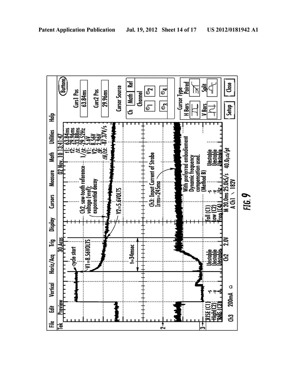 COMPENSATION CIRCUIT FOR CURRENT PEAKING REDUCTION IN NOTIFICATION     APPLIANCES - diagram, schematic, and image 15