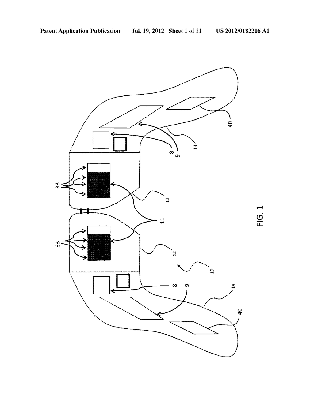 HEAD-MOUNTED DISPLAY CONTROL WITH SENSORY STIMULATION - diagram, schematic, and image 02