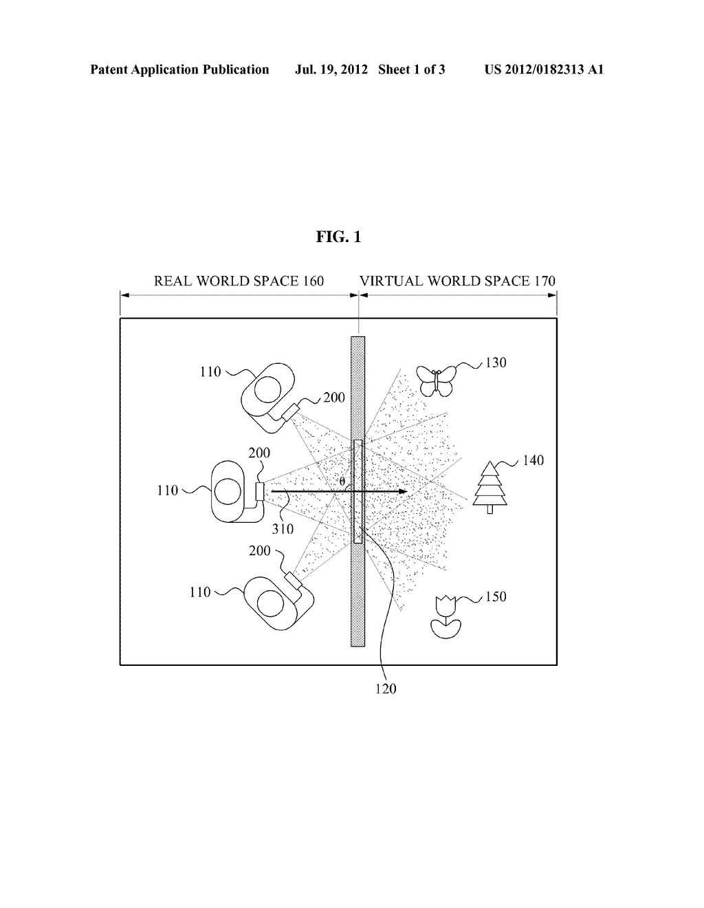 APPARATUS AND METHOD FOR PROVIDING AUGMENTED REALITY IN WINDOW FORM - diagram, schematic, and image 02