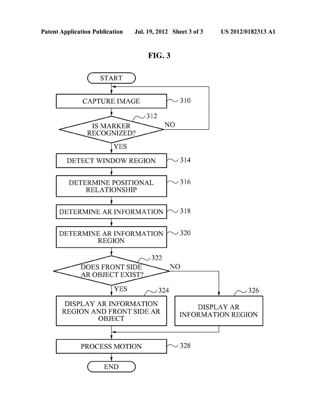 APPARATUS AND METHOD FOR PROVIDING AUGMENTED REALITY IN WINDOW FORM - diagram, schematic, and image 04