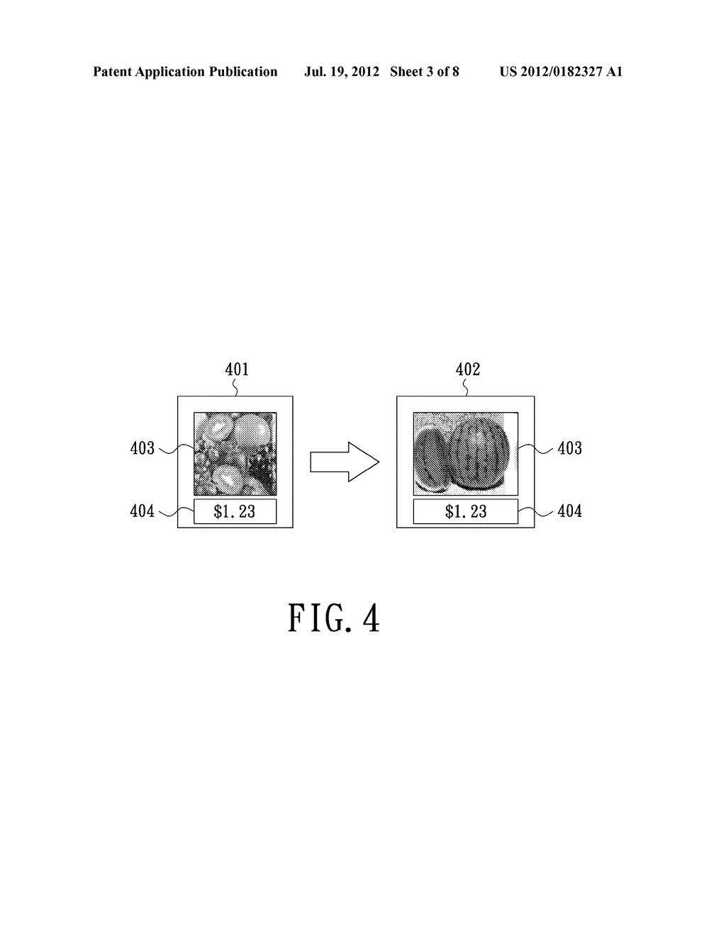 DRIVING METHOD OF DISPLAY PANEL AND ELECTROPHORESIS DISPLAY APPARATUS     USING THE SAME METHOD - diagram, schematic, and image 04