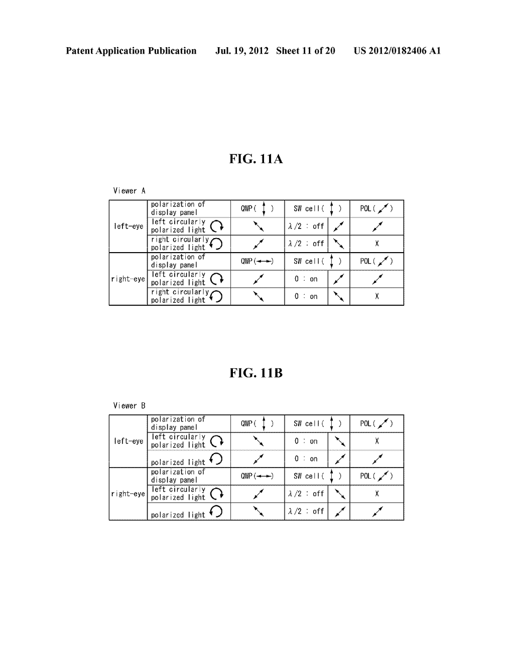 Multi View and Stereoscopic Image Display - diagram, schematic, and image 12
