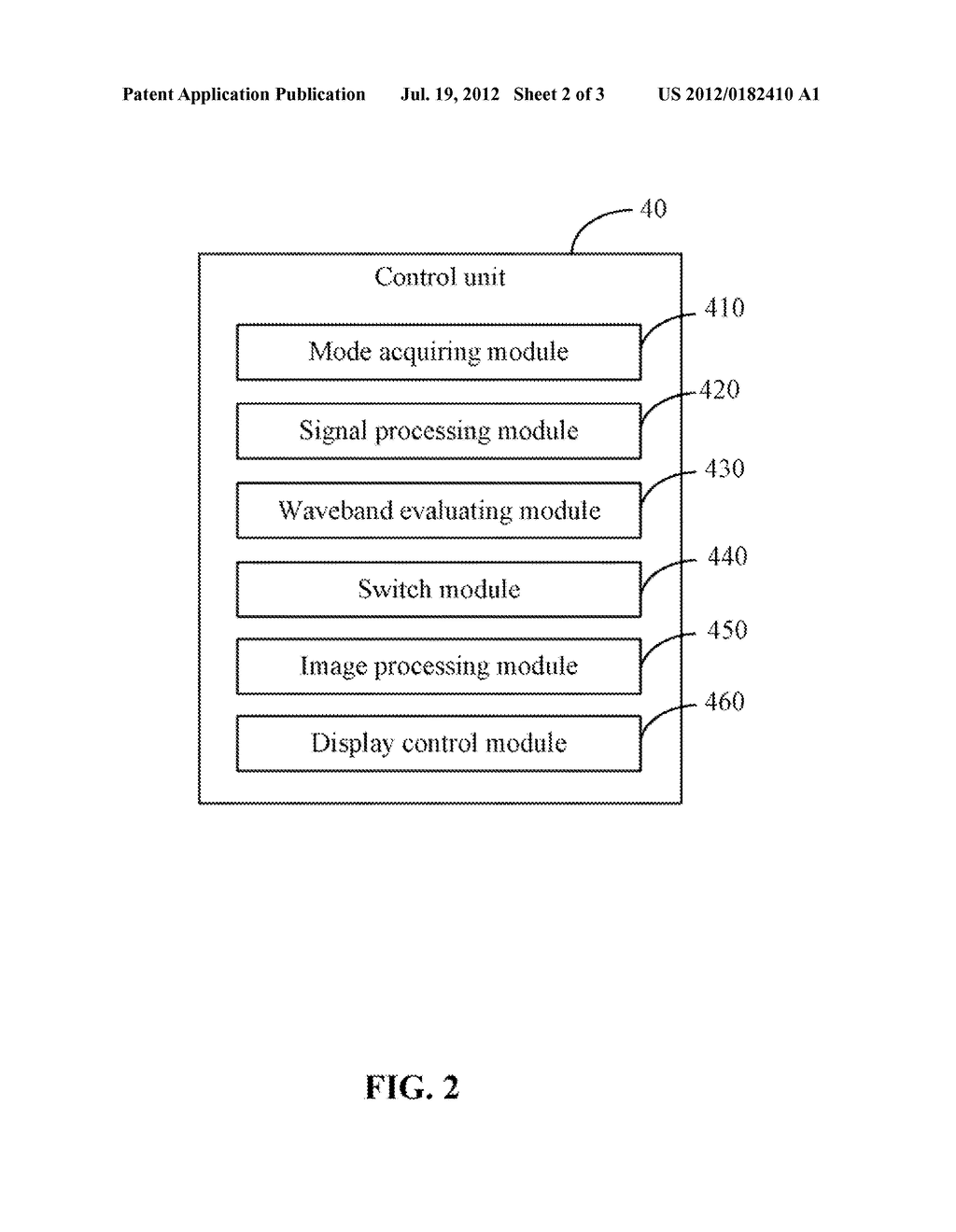 POSITION DETECTING METHOD AND ELECTRONIC DEVICE IMPLEMENTING THE METHOD - diagram, schematic, and image 03