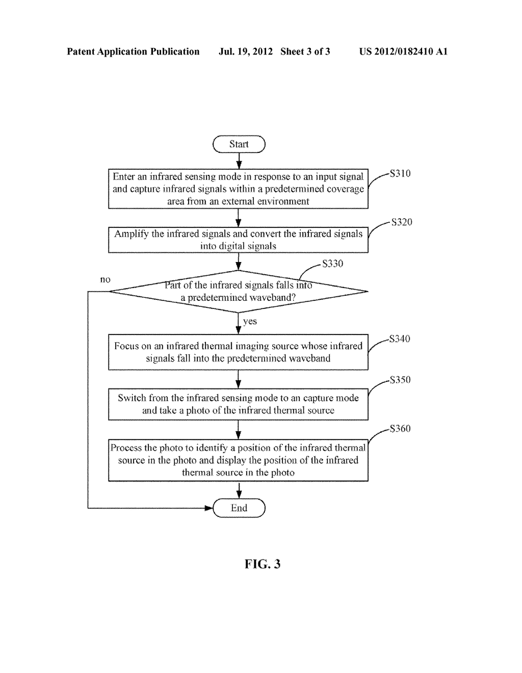 POSITION DETECTING METHOD AND ELECTRONIC DEVICE IMPLEMENTING THE METHOD - diagram, schematic, and image 04
