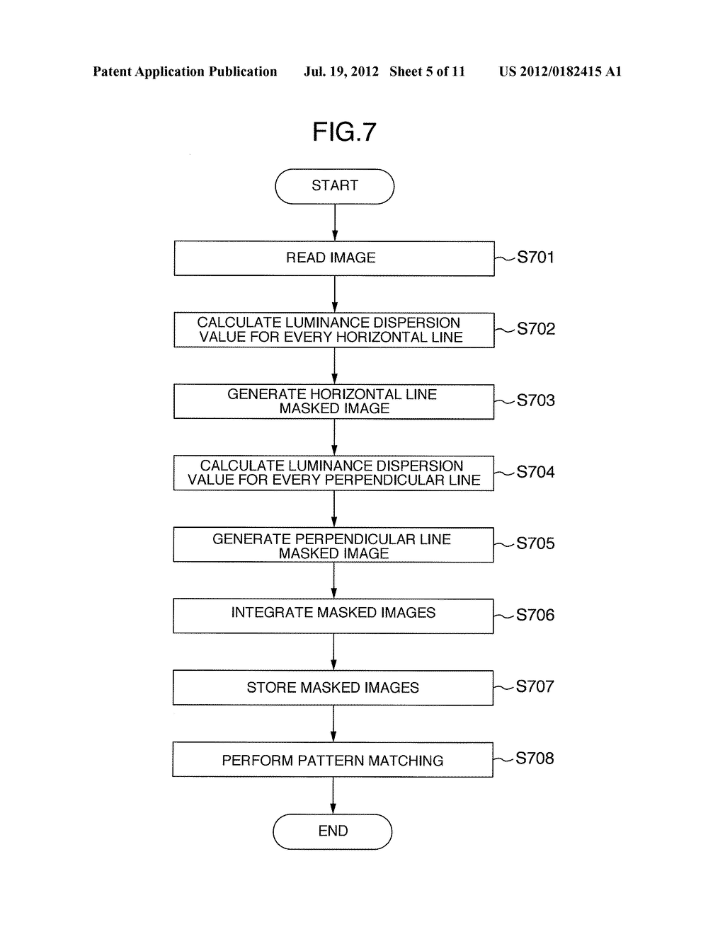 Pattern Matching Method, Pattern Matching Program, Electronic Computer,     and Electronic Device Testing Apparatus - diagram, schematic, and image 06