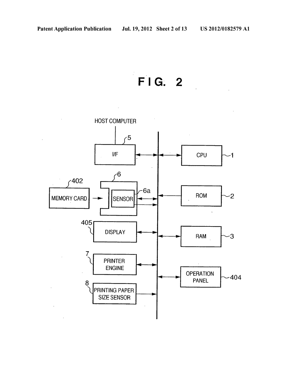 PRINTING APPARATUS AND CONTROL METHOD THEREFOR - diagram, schematic, and image 03