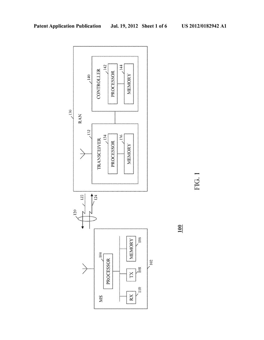 METHOD AND APPARATUS FOR TRANSMISSION OF UPLINK CONTROL SIGNALING AND USER     DATA IN A SINGLE CARRIER ORTHOGONAL FREQUENCY DIVISION MULTIPLEXING     COMMUNICATION SYSTEM - diagram, schematic, and image 02
