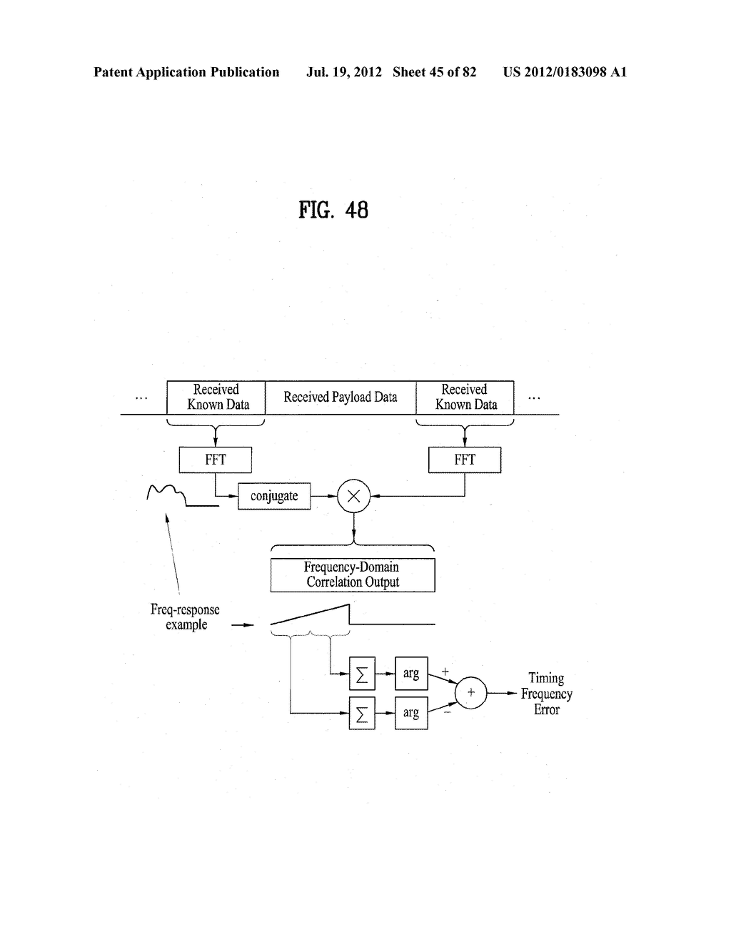 DIGITAL BROADCASTING SYSTEM AND DATA PROCESSING METHOD - diagram, schematic, and image 46