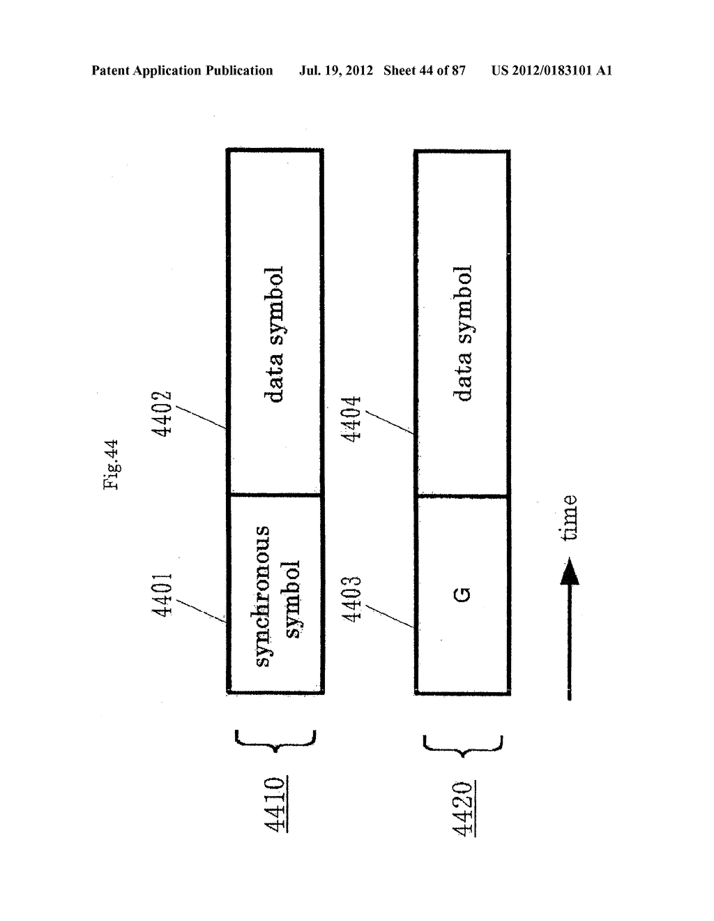 TRANSMISSION METHOD, TRANSMISSION APPARATUS, AND RECEPTION APPARATUS - diagram, schematic, and image 45
