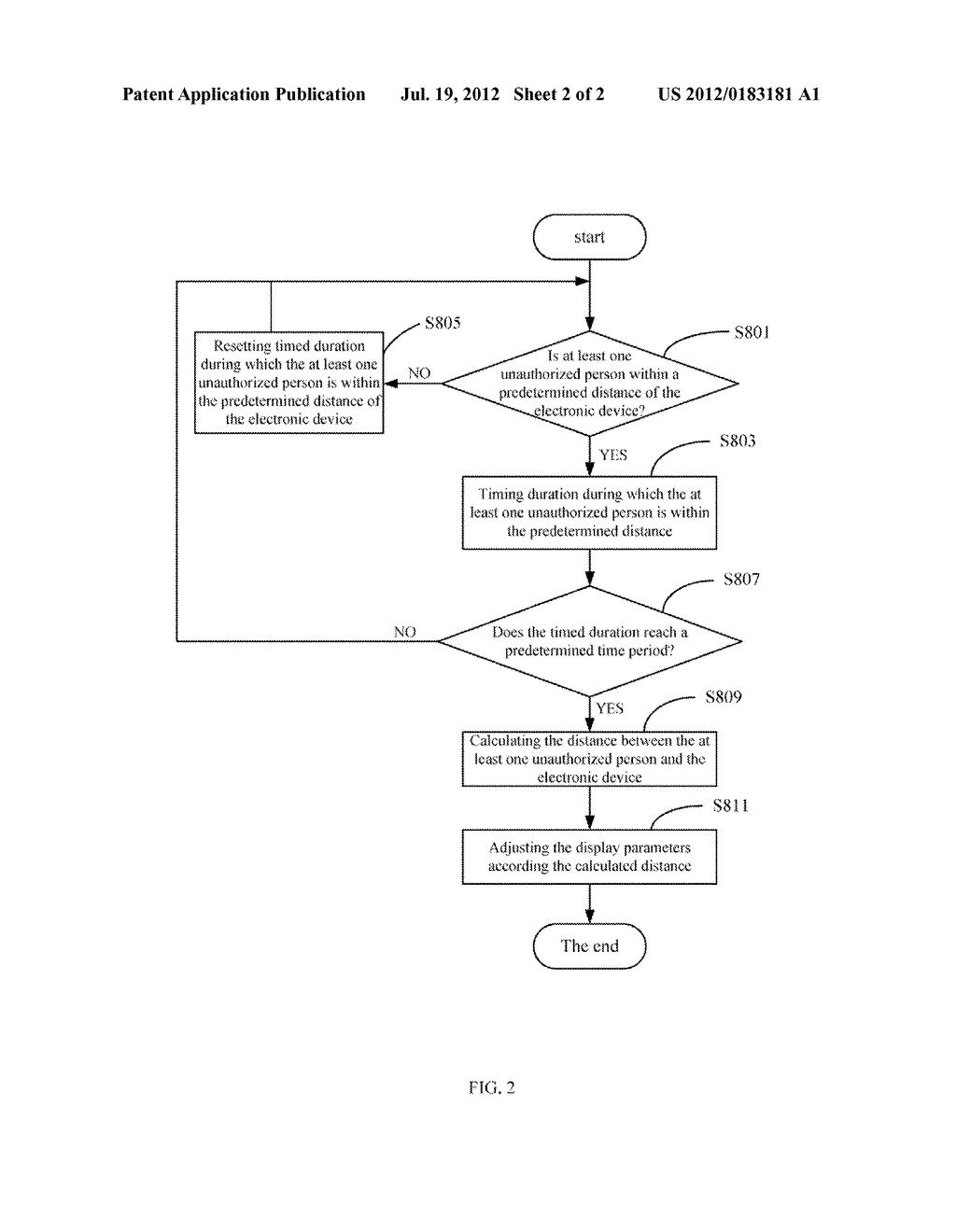 ELECTRONIC DEVICE AND DISPLAY CONTROL METHOD THEREOF - diagram, schematic, and image 03