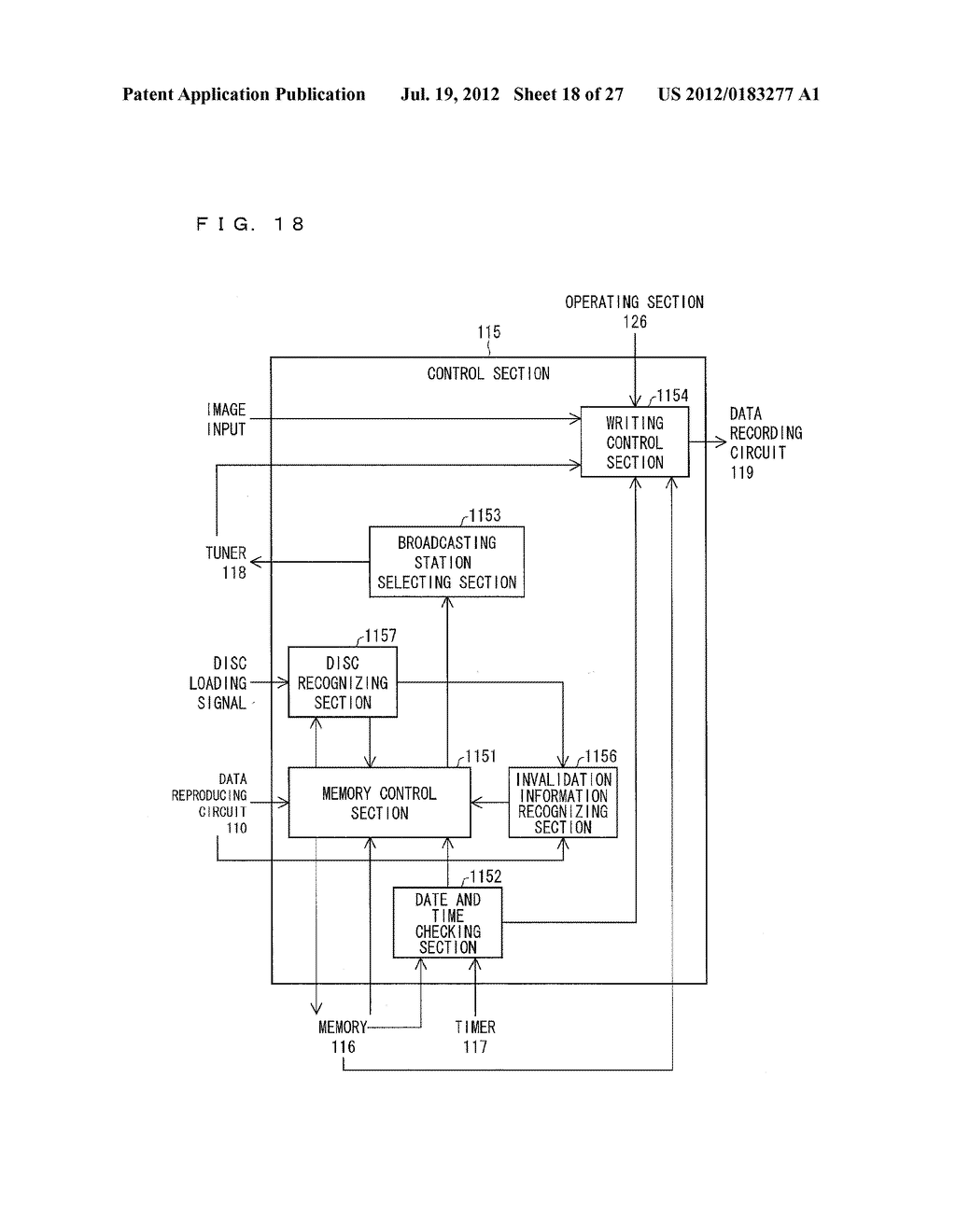 INFORMATION RECORDING MEDIUM, REPRODUCTION METHOD AND RECORDING METHOD     USING INFORMATION RECORDING MEDIUM, INFORMATION RECORDING/REPRODUCTION     DEVICE, AND 3D CONVERSION UNIT AND INFORMATION RECORDING DEVICE - diagram, schematic, and image 19