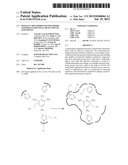 MOLECULARLY-IMPRINTED POLYMERIC MATERIALS FOR VISUAL DETECTION OF     EXPLOSIVES diagram and image