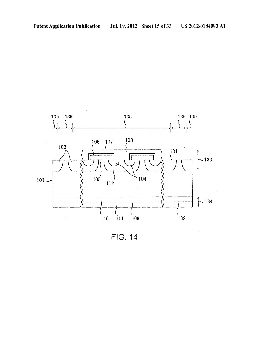 SEMICONDUCTOR DEVICE AND MANUFACTURING METHOD THEREOF - diagram, schematic, and image 16