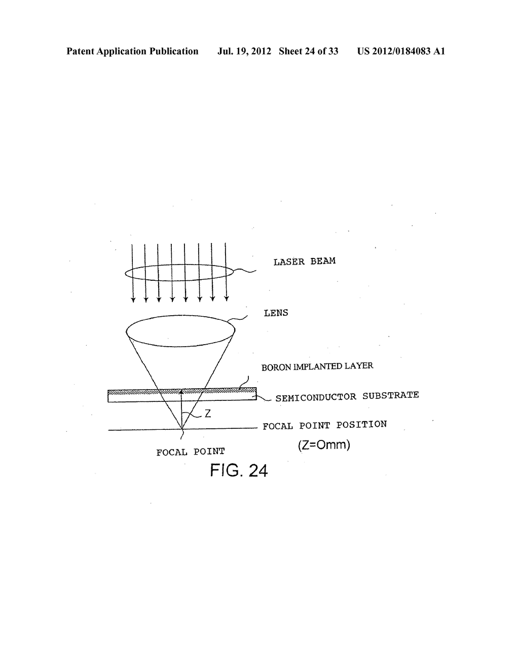 SEMICONDUCTOR DEVICE AND MANUFACTURING METHOD THEREOF - diagram, schematic, and image 25
