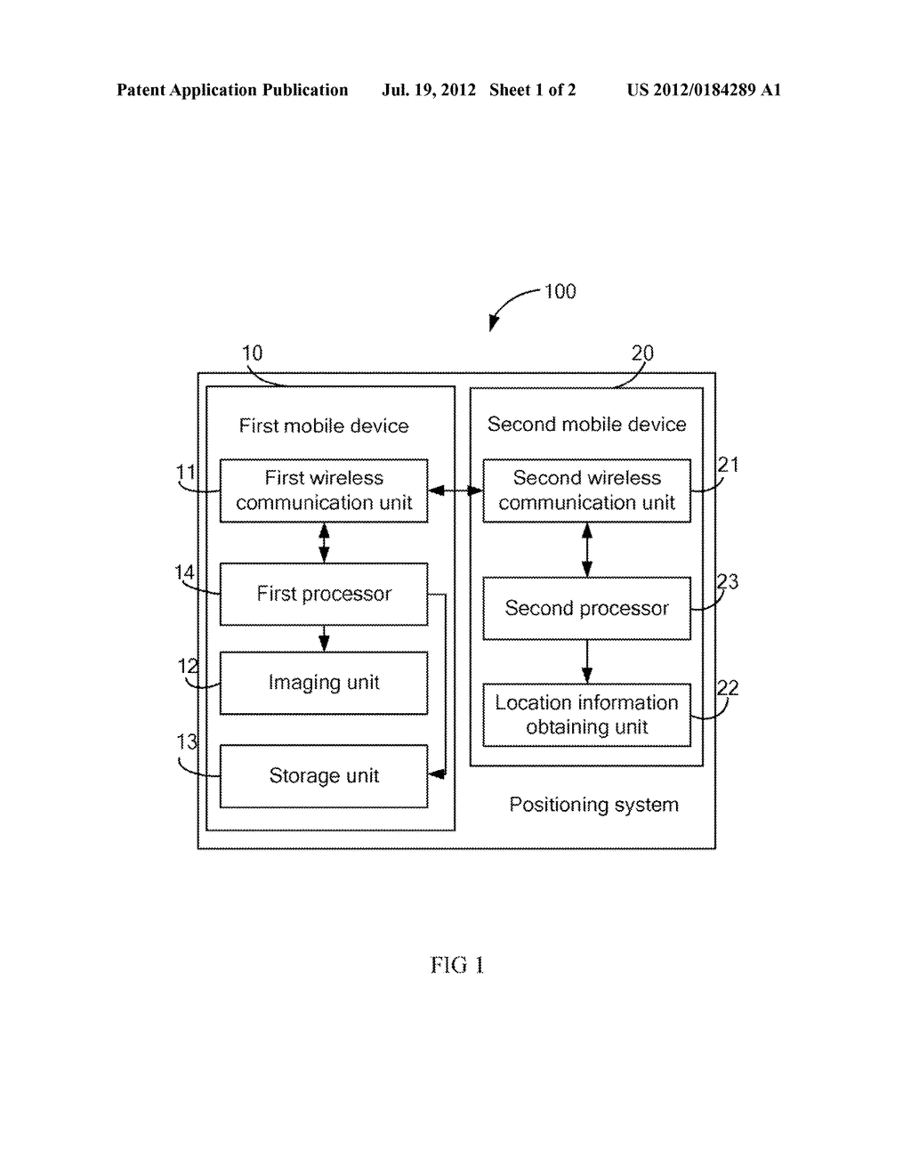 POSITIONING SYSTEM AND POSITIONING METHOD THEREOF - diagram, schematic, and image 02