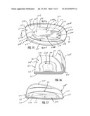 Golf Club Or Other Ball Striking Device Having Stiffened Face Portion diagram and image