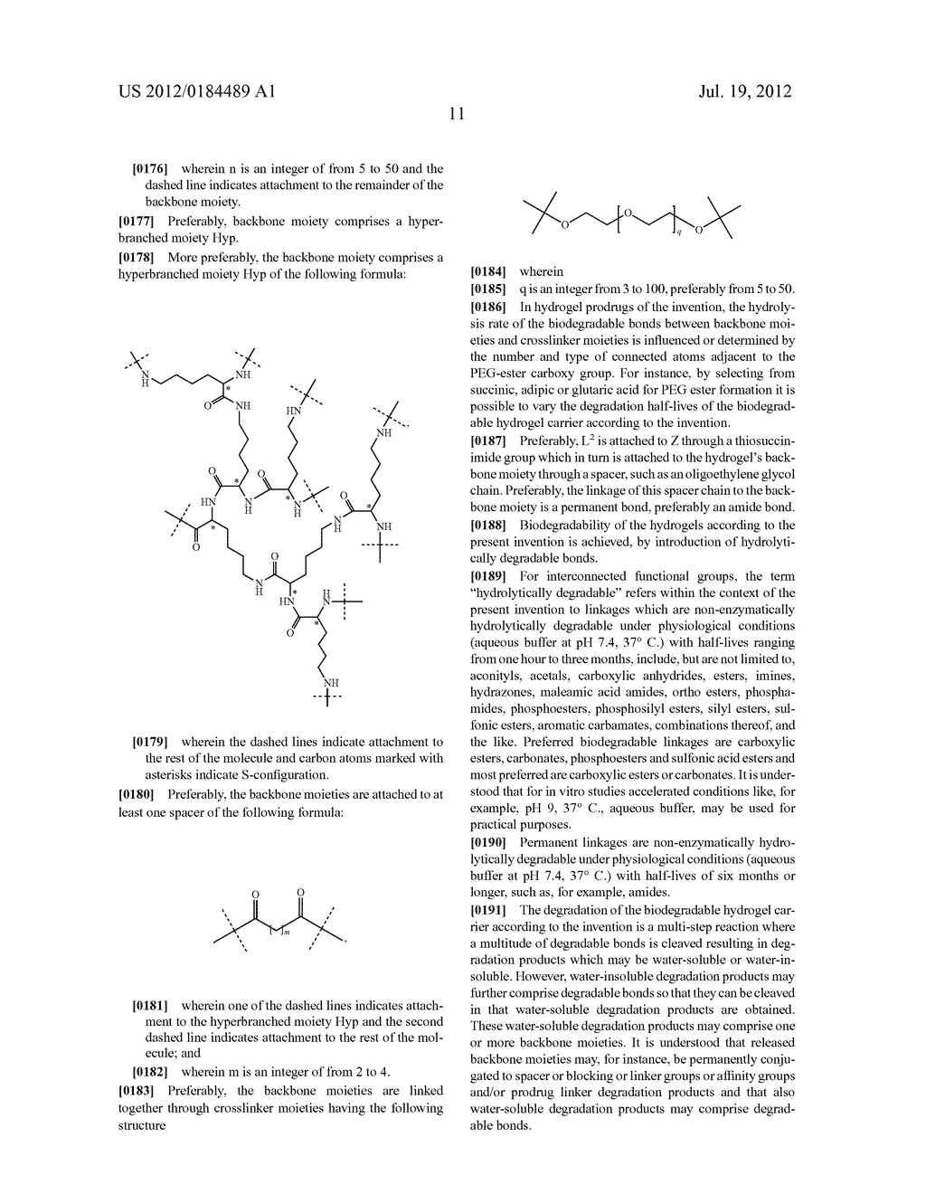 PRODRUGS COMPRISING AN INSULIN LINKER CONJUGATE - diagram, schematic, and image 22