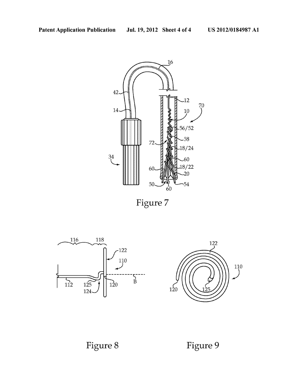 Vascular Implant Retrieval Method, Retrieval Assembly And Tool For Same - diagram, schematic, and image 05