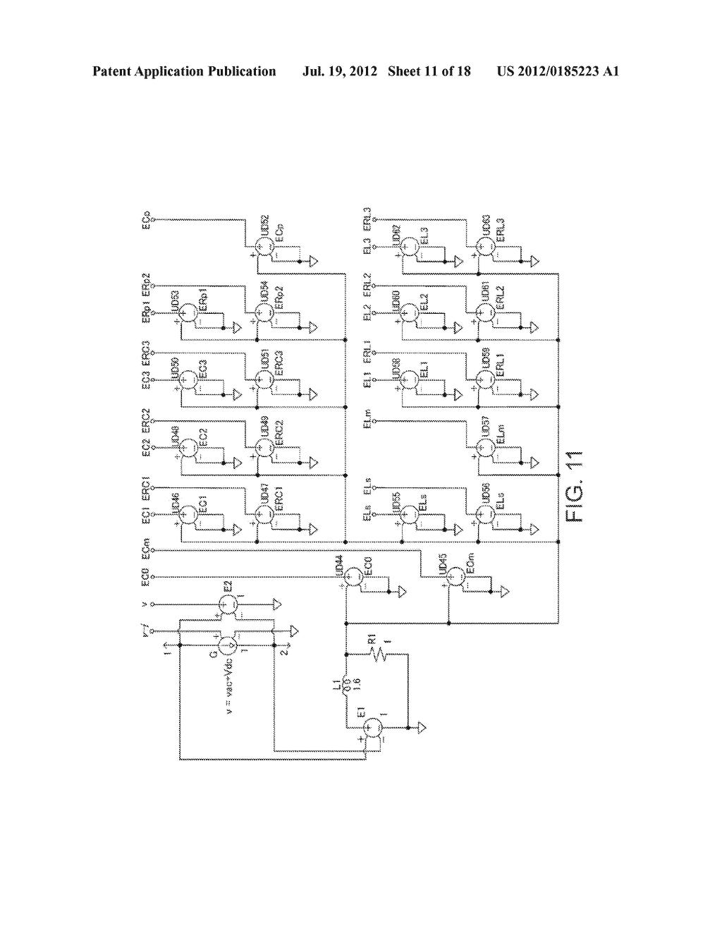Circuit Simulation Model Of Capacitor Constructing Method Circuitsimulation Simulator Diagram Schematic