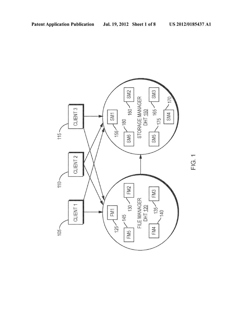 Methods and Apparatus for Distributed Data Storage - diagram, schematic, and image 02