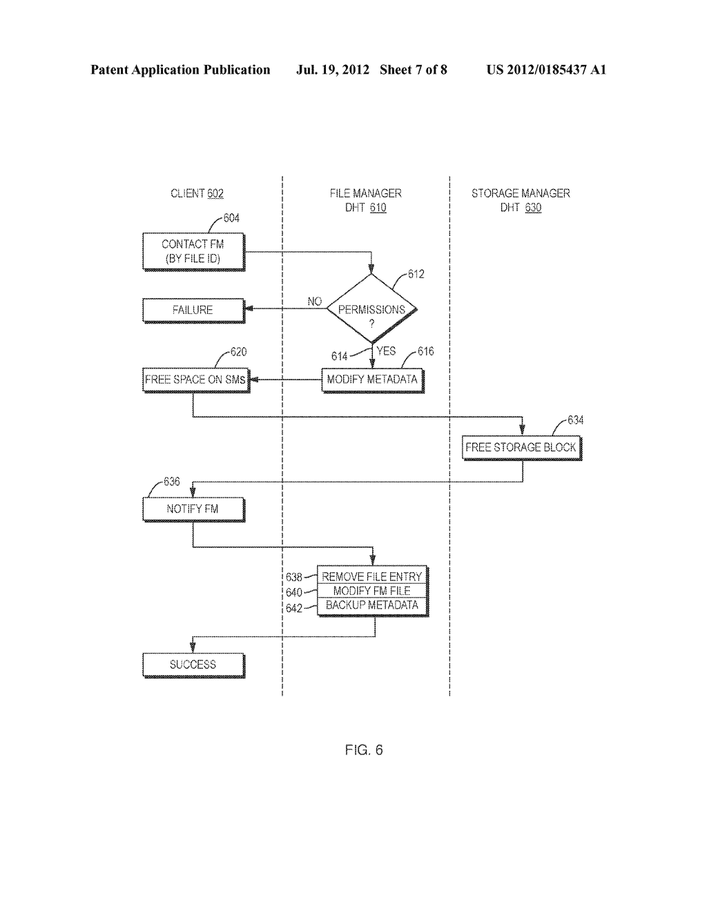Methods and Apparatus for Distributed Data Storage - diagram, schematic, and image 08