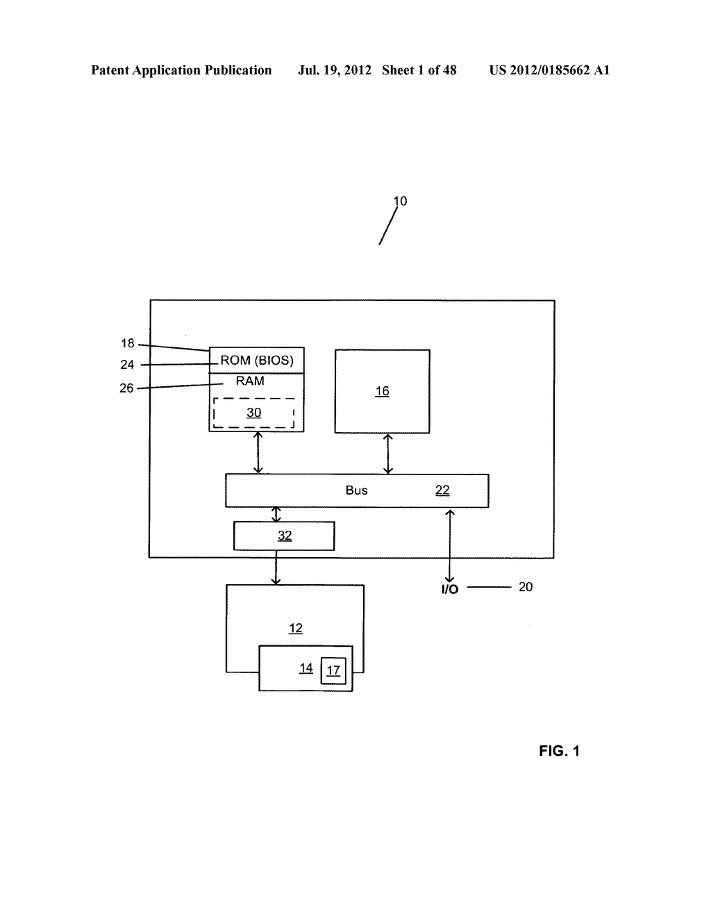 Limited use data storing device - diagram, schematic, and image 02