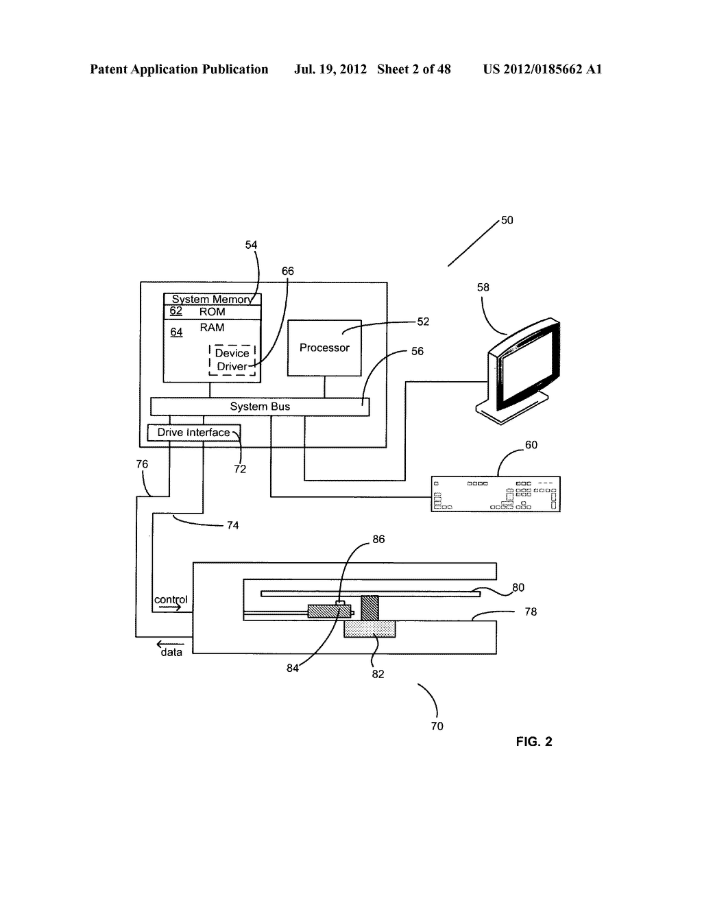 Limited use data storing device - diagram, schematic, and image 03