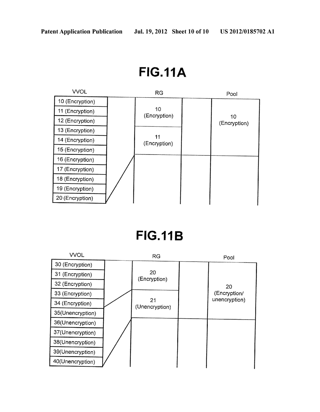 STORAGE CONTROL APPARATUS TO WHICH THIN PROVISIONING IS APPLIED - diagram, schematic, and image 11