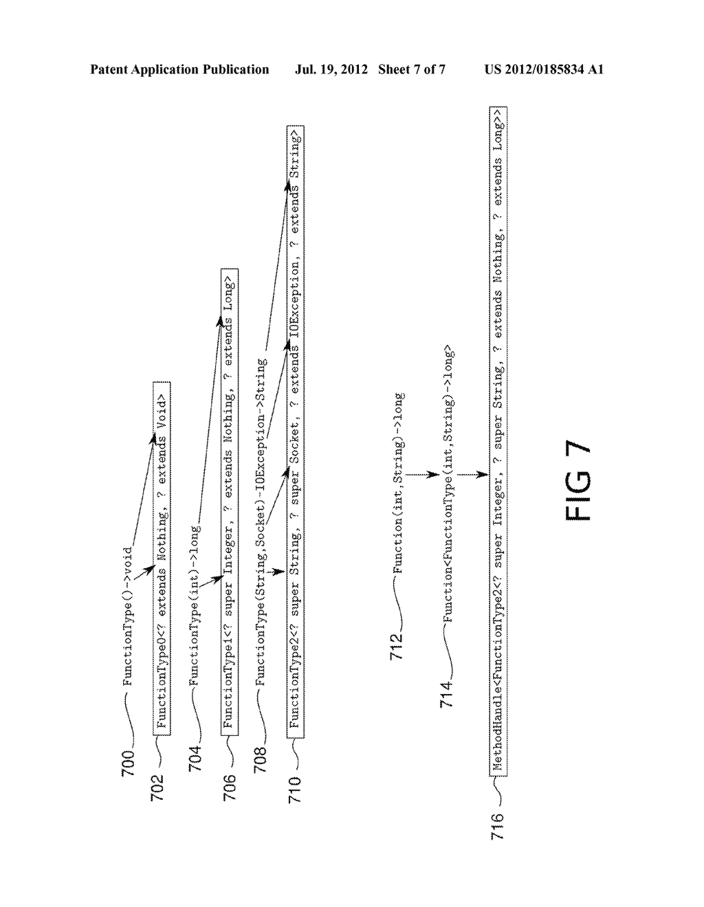 SYSTEM AND METHOD FOR EFFICIENT COMPILATION AND INVOCATION OF FUNCTION     TYPE CALLS - diagram, schematic, and image 08