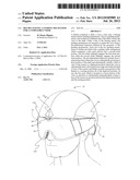 HELMET HAVING A GUIDING MECHANISM FOR A COMPATIBLE VISOR diagram and image