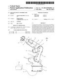 ROTATING DEVICE AND ROBOT ARM DEVICE diagram and image