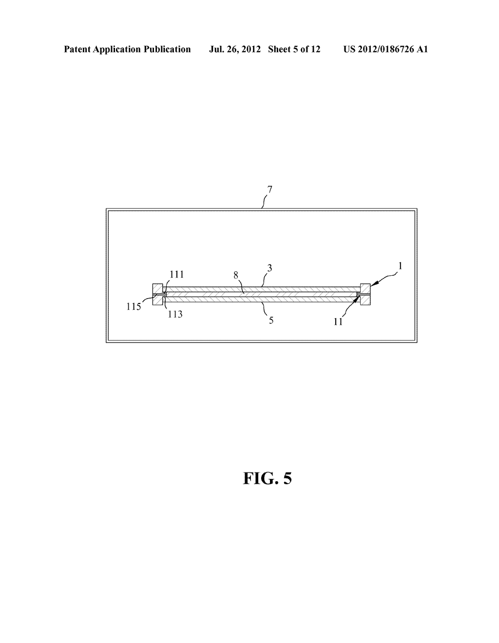 Method Of Filling And Sealing A Fluorescent Layer In A Slot Space Defined     By Two Optical Lenses And A Partition Ring - diagram, schematic, and image 06