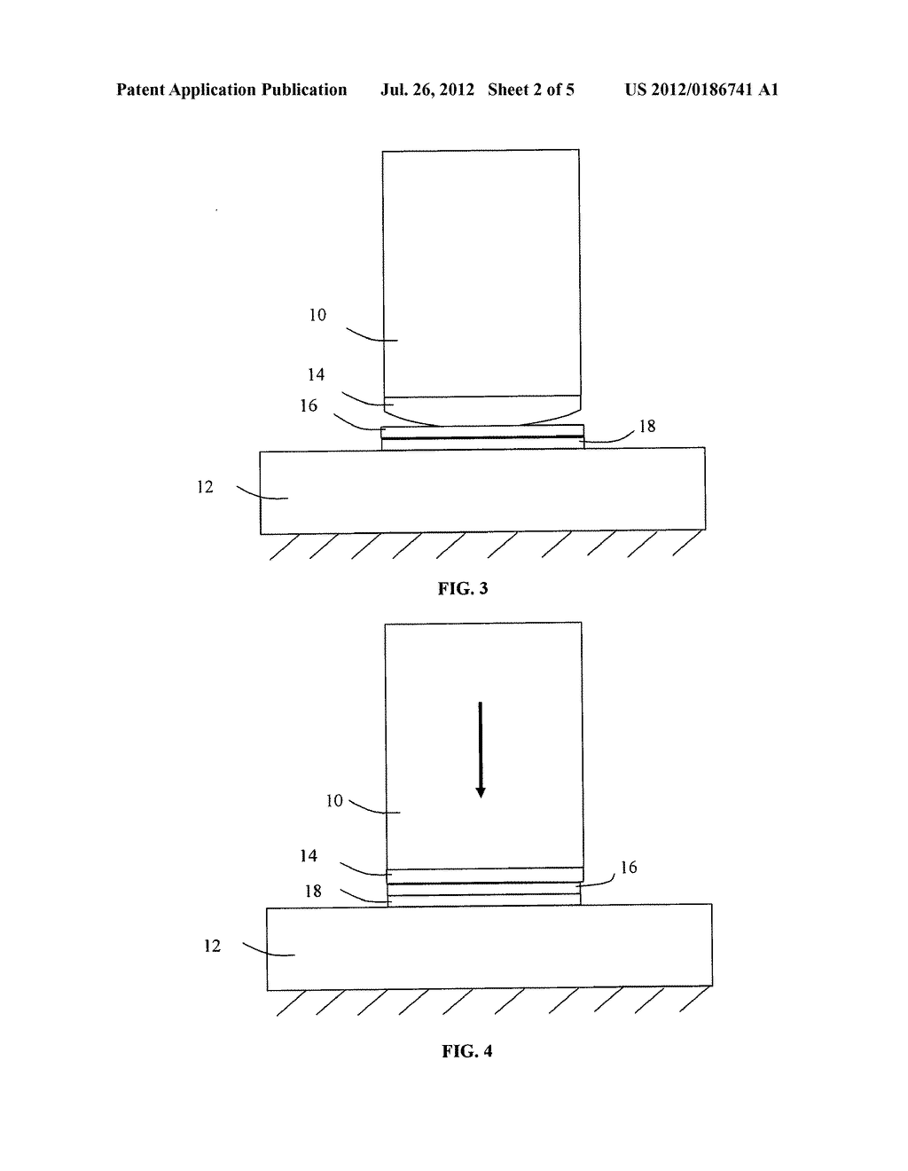 APPARATUS FOR WAFER-TO-WAFER BONDING - diagram, schematic, and image 03