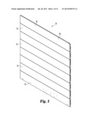 SECTIONAL DOOR PANEL AND METHOD OF THERMOFORMING diagram and image
