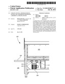 COOLING SYSTEM, A MOTOR HANDLING SYSTEM, AND A METHOD OF POSITIONING A     MOTOR IN A COOLING SYSTEM diagram and image