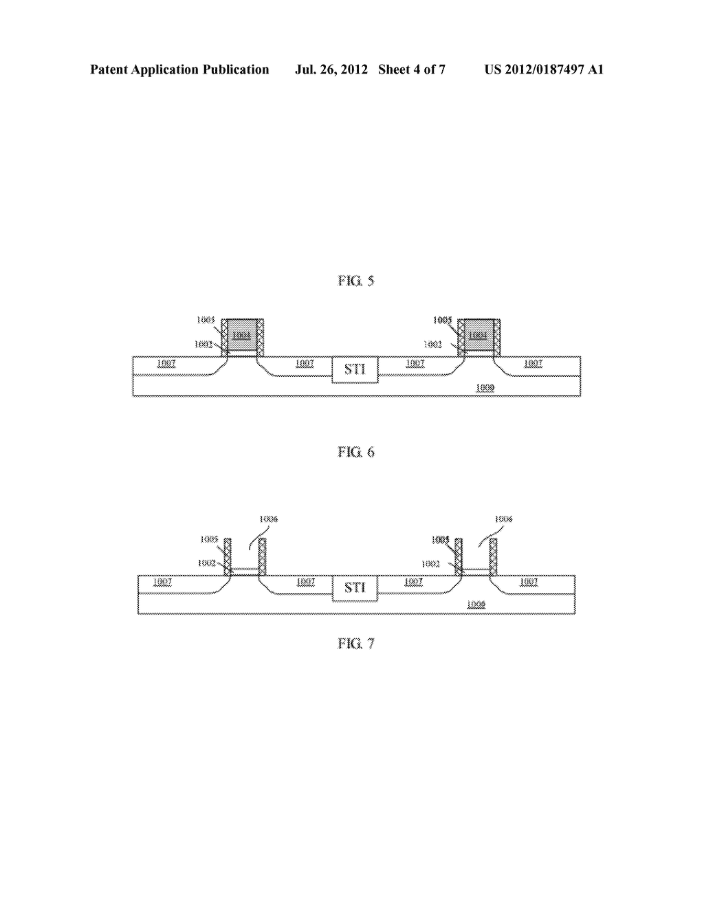 SEMICONDUCTOR DEVICE STRUCTURE AND METHOD FOR MANUFACTURING THE SAME - diagram, schematic, and image 05