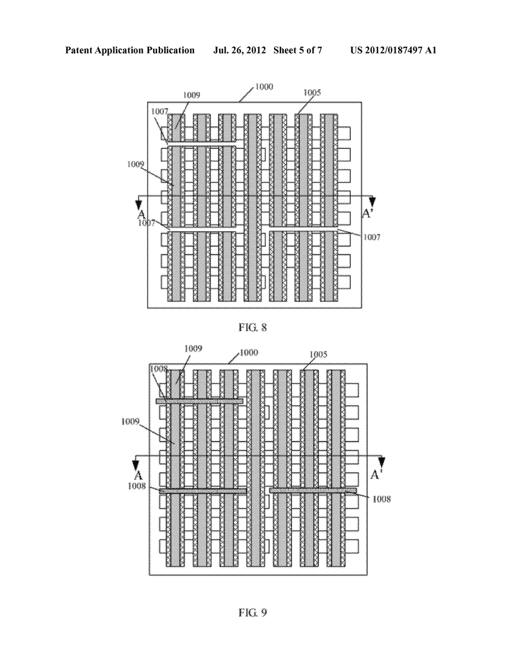 SEMICONDUCTOR DEVICE STRUCTURE AND METHOD FOR MANUFACTURING THE SAME - diagram, schematic, and image 06