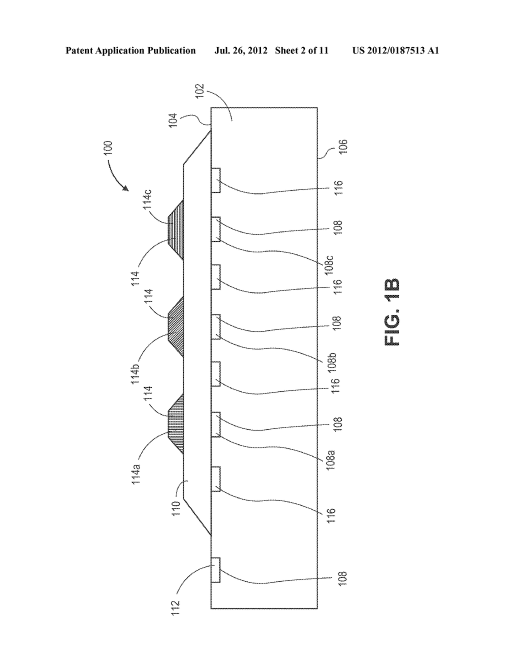 LIGHT SENSOR HAVING IR CUT AND COLOR PASS INTERFERENCE FILTER INTEGRATED     ON-CHIP - diagram, schematic, and image 03