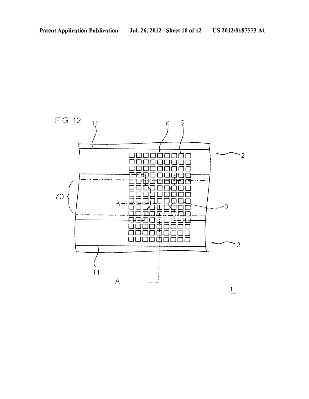 METHOD FOR MANUFACTURING SEMICONDUCTOR DEVICE, SEMICONDUCTOR CHIP, AND     SEMICONDUCTOR WAFER - diagram, schematic, and image 11
