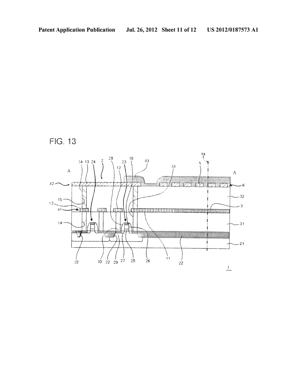 METHOD FOR MANUFACTURING SEMICONDUCTOR DEVICE, SEMICONDUCTOR CHIP, AND     SEMICONDUCTOR WAFER - diagram, schematic, and image 12