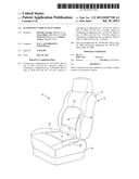Automotive Vehicle Seat Insert diagram and image