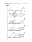 MULTILAYER ELECTRONIC COMPONENT AND MOUNTED STRUCTURE OF ELECTRONIC     COMPONENT diagram and image