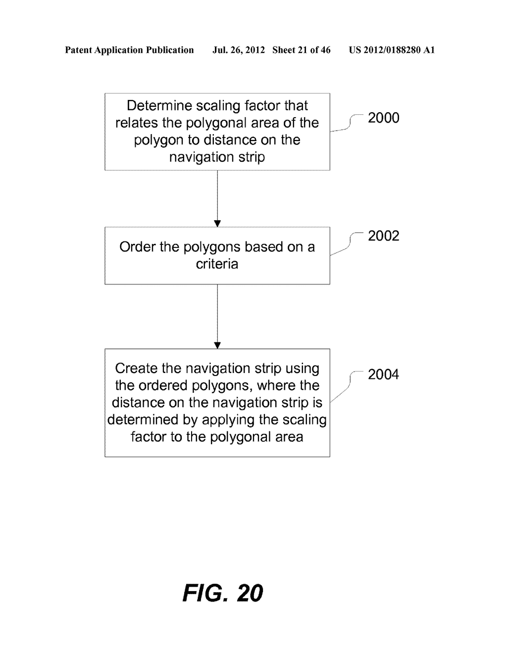 System and Method for Pre-loading Flyer Image Tiles and Managing Memory     for Same - diagram, schematic, and image 22