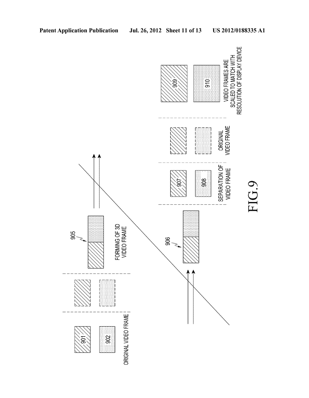 APPARATUS AND METHOD FOR PROCESSING 3D VIDEO - diagram, schematic, and image 12